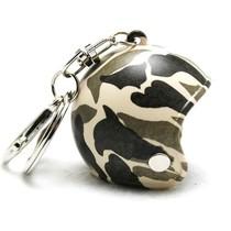Sleutelhanger camouflage jethelm