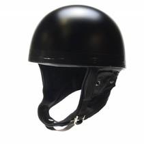 classic half helmet 60105 matt black
