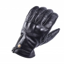 legendary summer motor gloves black leather