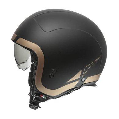 Premier rocker LN 19 BM jet helmet