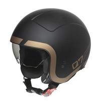 rocker LN 19 BM jet helmet