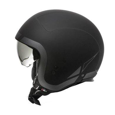 Premier rocker LN 9 BM jet helmet