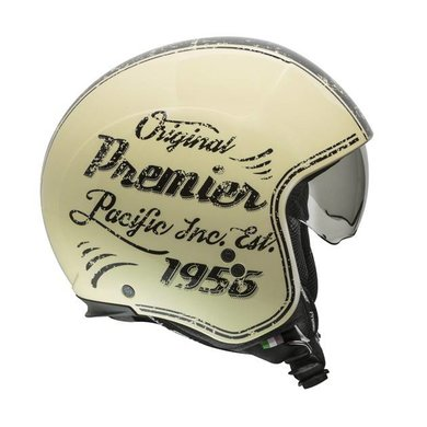Premier rocker OR 20 jet helmet