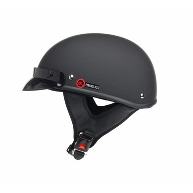 Redbike RB-480 chopper helmet matt black