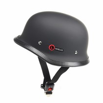 RK-300 german motorcycle helmet matt black