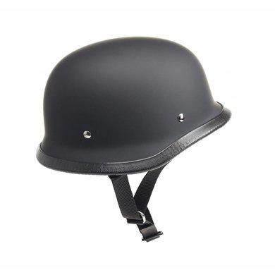 Redbike RK-300 german motorcycle helmet matt black