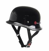 Redbike RK-300 german motor helmet black