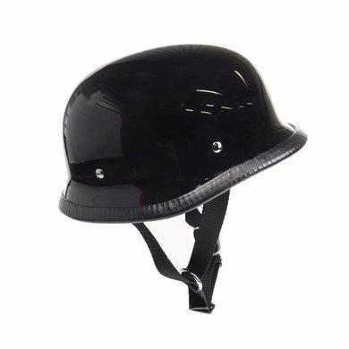 Redbike RK-300 Duitse helm zwart