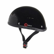 RB-100 chopper helm zwart
