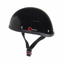 RB-100 chopper helm zwart