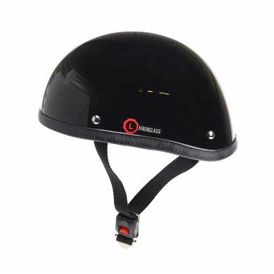 Redbike RB-100 chopper helm zwart