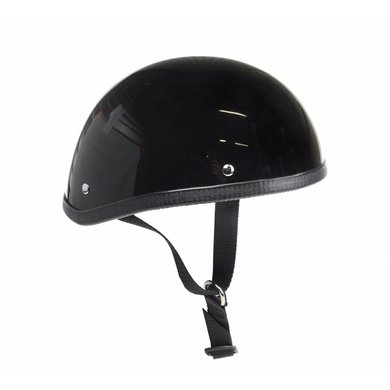 Redbike RB-100 chopper helmet black
