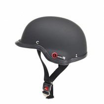 RB-200 chopper helmet matte black