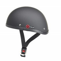 RB-100 chopper helmet matt black