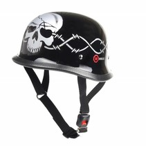 RK-304 german helmet wired skull