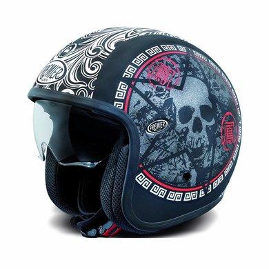 Premier vintage evo SK9 BM open face helmet