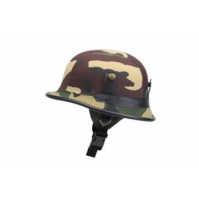 German motor helmet camouflage