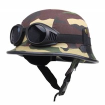 Duitse helm camouflage