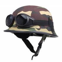 German helmet camouflage