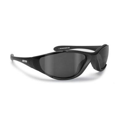 Bertoni drive D200E motor zonnebril mat zwart