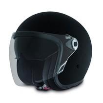 vangarde U9 BM matt black open face helmet