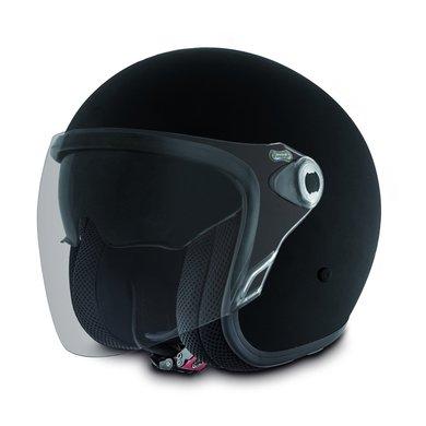 Premier vangarde U9 BM matt black open face helmet