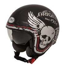 rocker K92 BM jet helmet