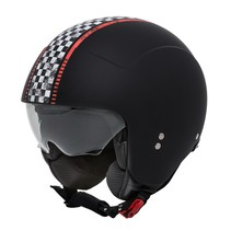 Rocker CK9 BM jet helmet