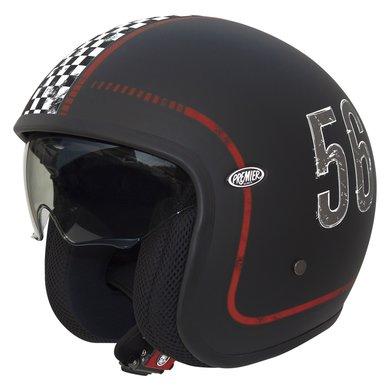 Premier vintage FL9 open face helmet