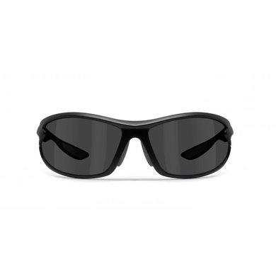 Bertoni polarized P676A motorbril zwart - smoke glas