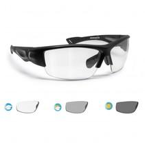 photochromic F1001A  black motor sunglasses