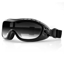 night hawk motor goggles smoke glasses