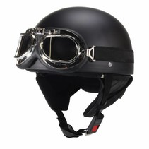 Mat black half helmet | outlet