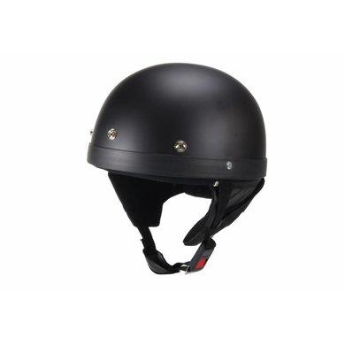 Mat black half helmet | outlet