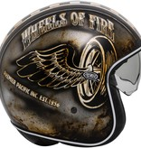 Premier vintage OP 9 BM jet helmet