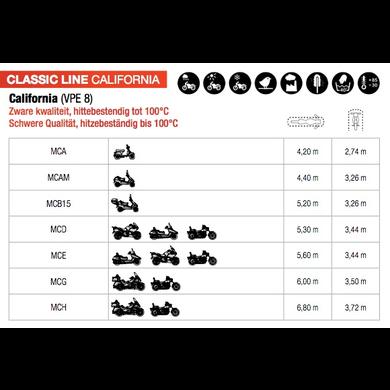 Spinelli classic line california | motor cover