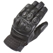 axis motor gloves black