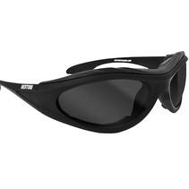 antifog AF125C motor goggle smoke lenses