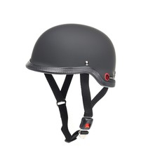 RB-200 chopper helmet matt black