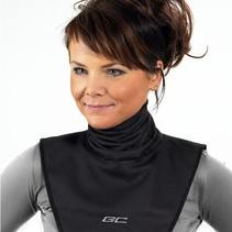 motor neck collor | windproof | black
