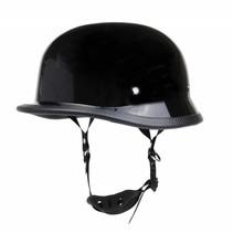 German motorcyle helmet black   size S   outlet