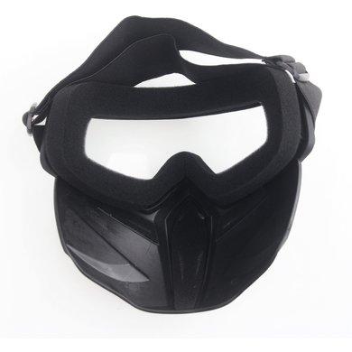 Dark mask | helmet mask | multi-colour | OUTLET