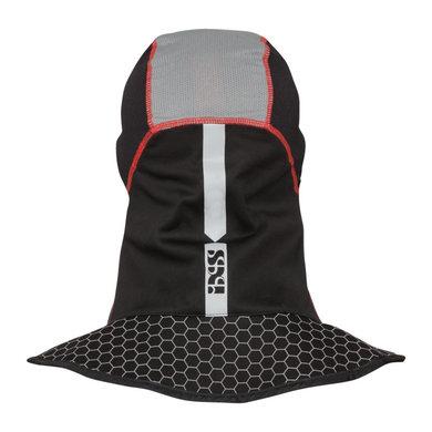 IXS balaclava 365 | zwart- grijs | helmmuts