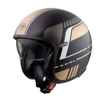 vintage evo BL19 BM jet helmet