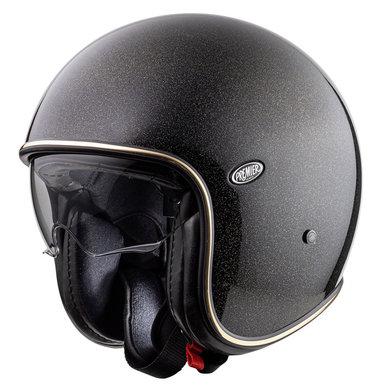 Premier vintage evo U9 jet helmet gold glitter
