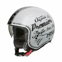 rocker OR 8 jet helmet | white
