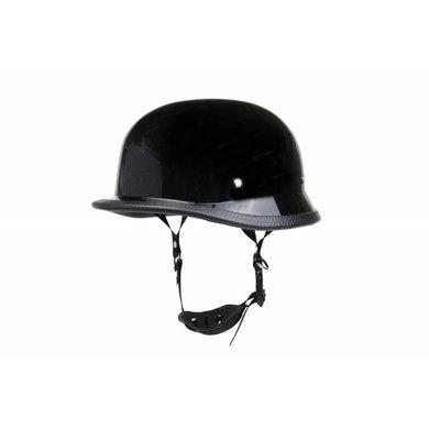 German motorcyle helmet black | outlet