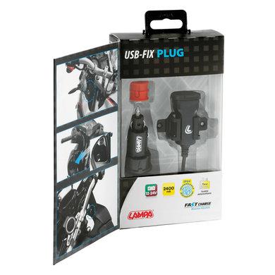 Lampa opti-line USB-fix plug | USB charger for motor