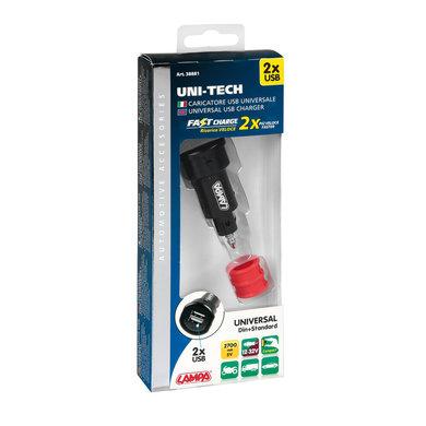 Lampa opti-line uni tech 2 | universal charger