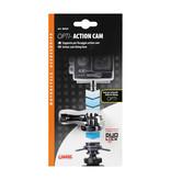 Lampa opti-line opti action cam | camera steun